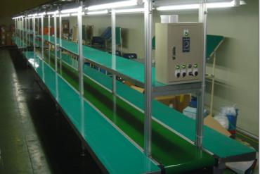 Giới thiệu về băng tải lắp ráp linh kiện điện tử