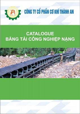 Catalogue băng tải công nghiệp