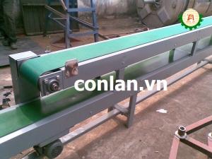 Băng tải PVC tầng